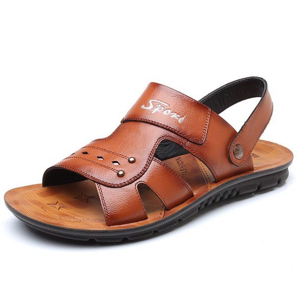 Sandal Fashion Da Nâu Big size