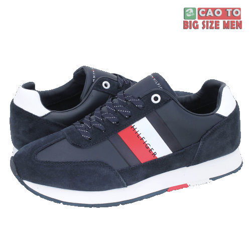 GIÀY SNEAKERS TOMMY HIFILER BLACK