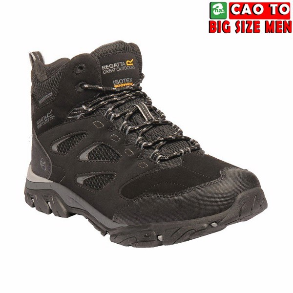 Giày leo núi Regatta Holcombe IEP Mid Walking Boot