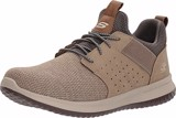 Giày Skechers Delson Màu Coffee Big Size 45 46 47 48 49