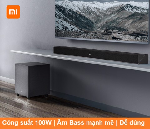 Loa soundbar xiaomi 2.1 Mi TV Speaker Theater Edition MDZ-35-DA