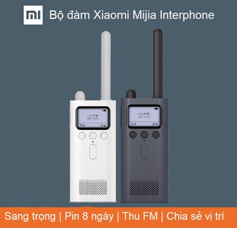 Bộ đàm Xiaomi Mijia Interphone