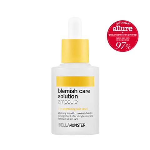 Serum điều trị thâm, nám  Bellamonster blemish care solution (30ml)