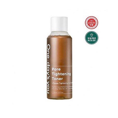 Toner sạch dầu, se khít lỗ chân lông One's day you pore tightening (150ml)