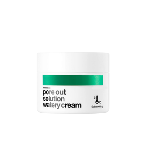 Kem dịu da, se lỗ chân lông Bellamonster pore out watery cream (50ml)