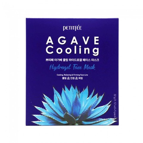 Mặt nạ Petiffee agave cooling (5 miếng/hộp)