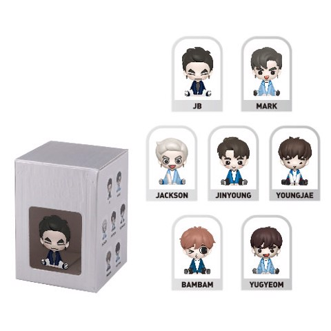 GOT7 - Figure Turbulence ver