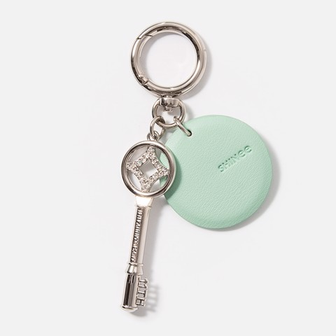 SHINee - 11th anniversary leather keyring