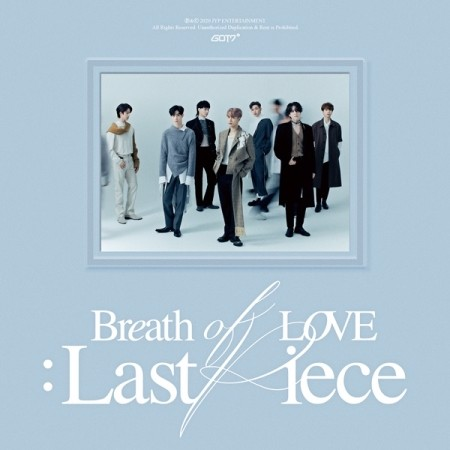 GOT7 - BREATH OF LOVE : LAST PIECE