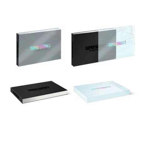 Super Junior - Concert book: Super Show 3