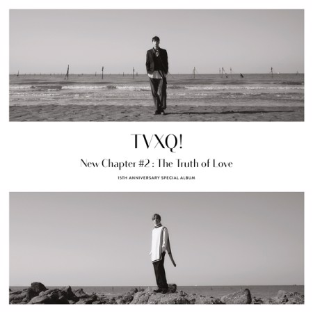 TVXQ - New chapter #2: The truth of love