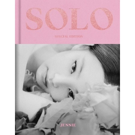 JENNIE - SOLO PHOTOBOOK SPECIAL EDITION