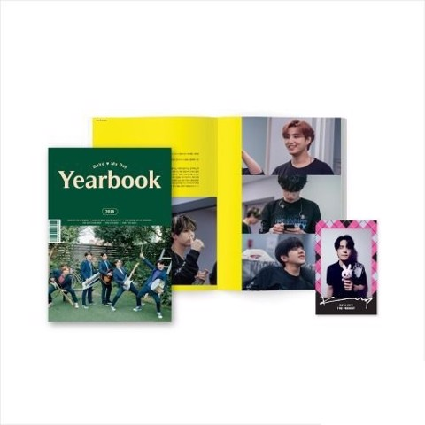 Day6 - 2019 The present Yearbook