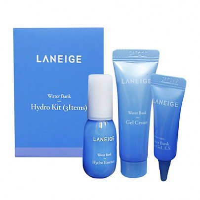 Bộ trial kit Laneige water bank hydro