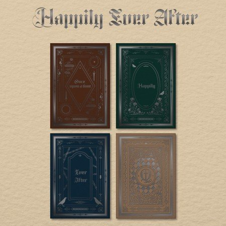 NU'EST  - HAPPILY EVER AFTER KIHNO