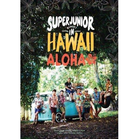 Super Junior - Memory in Hawaii