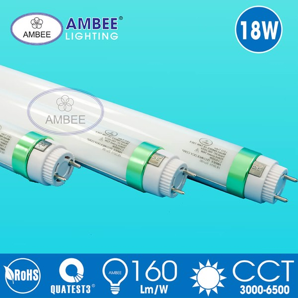 Bóng Đèn Led Tube T8 High Lumen 1.2m 18w 144 chip