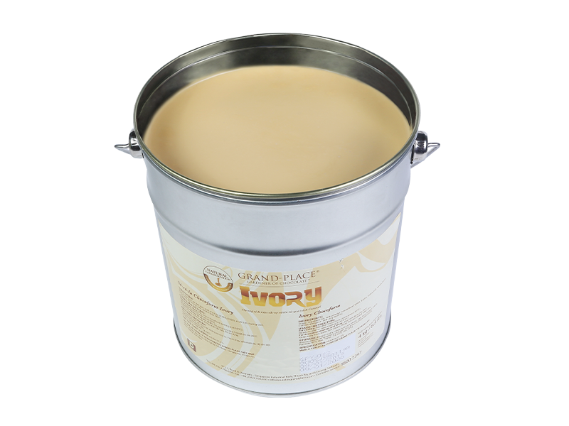 Sô cô la Compound ChocoForm Ivory - GPY-083.4KG
