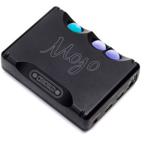 DAC / Headphone Chord Mojo