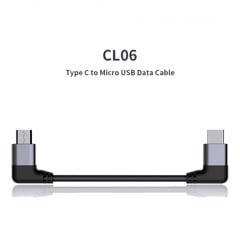 Cable OTG Type-C ra Micro USB Fiio CL06