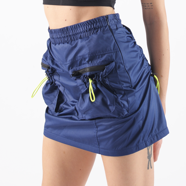 BUCKET POCKET SKIRT