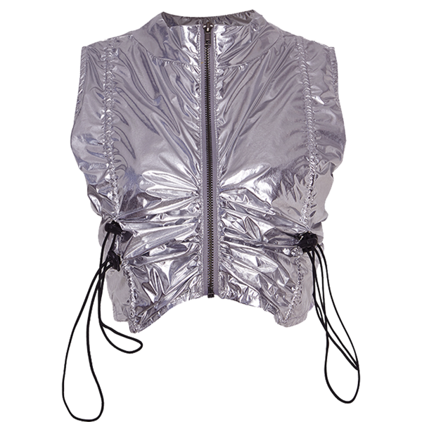 AIRCRAFT SILVER JACKET