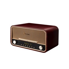 Loa Bluetooth Nakamichi Heritage 820 / FM Radio - Hàng Apple8