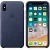 Ốp Apple Chính Hãng Iphone X/XS Leather Case - Hàng Apple8
