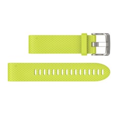 Dây Đeo Silicone Garmin 22mm (AMP yellow) - Hàng Apple8