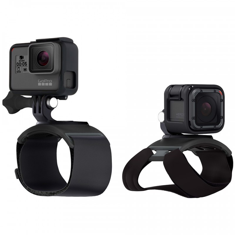 Phụ Kiện Gắn GoPro Hand and Wrist Strap- AHWBM-002 - Hàng Apple8