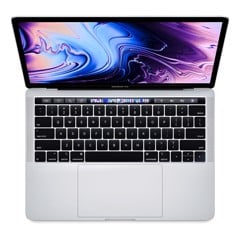 Laptop Apple Macbook Pro 13.3-inch 256GB Touch Bar 2019 Silver MV992 - Hàng Apple8