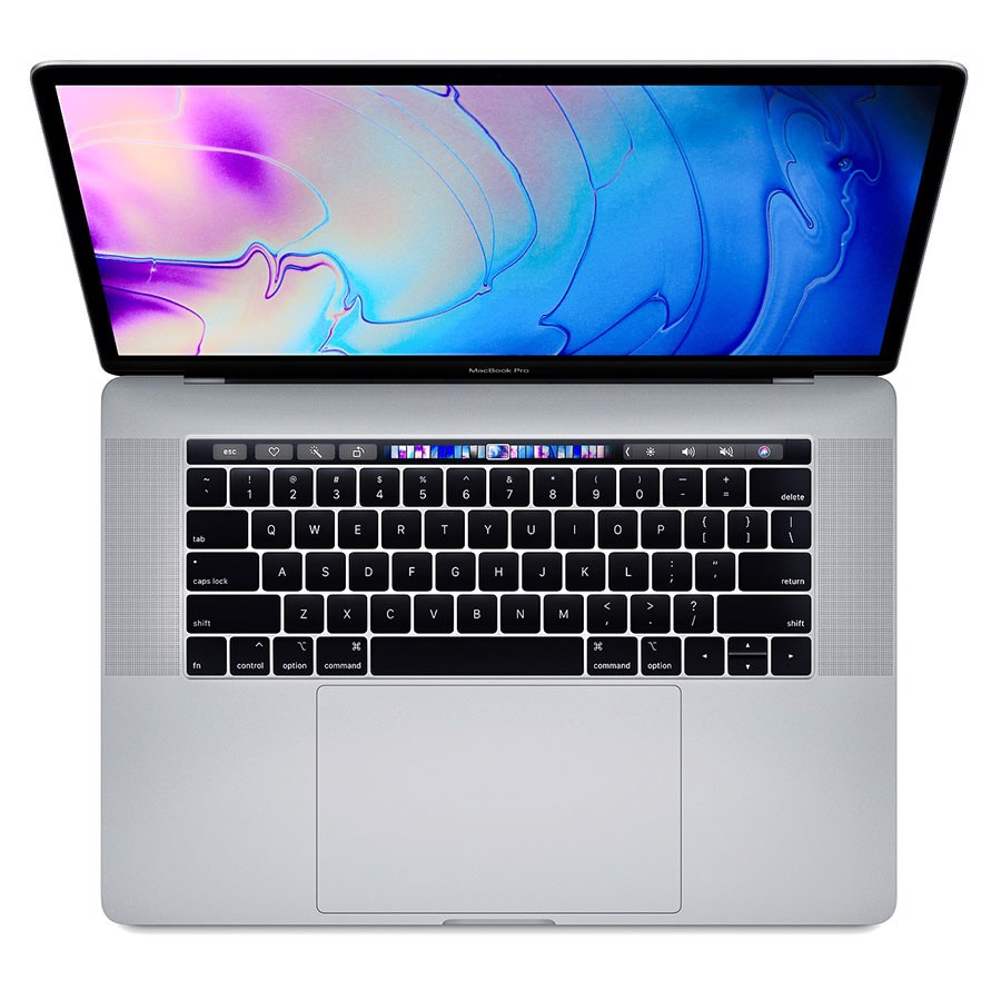 Apple MacBook Pro 15.4'' 2018 256GB TouchBar Silver MR962 - Hàng Apple8