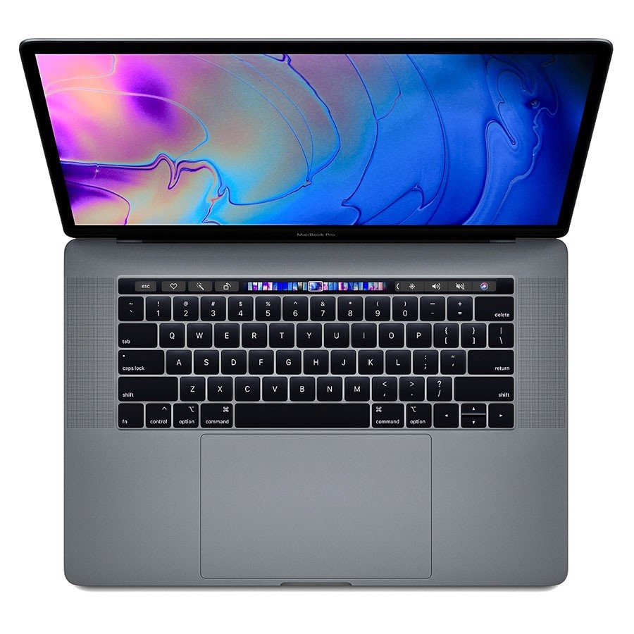 Laptop Apple MacBook Pro 15.4-inch 512GB TouchBar 2018 Space Gray MR942 - Hàng Apple8