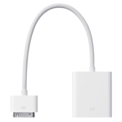 30 Pin to VGA Adapter - Hàng Apple8
