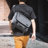Túi Đeo Vai Tomtoc Casual Messenger Multi-Function for Ultrabook 13.5 inch - Hàng Apple8