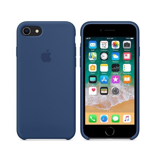 Ốp lưng Apple Case Silicon màu iPhone 7 / 8 / SE 2 - Hàng Apple8