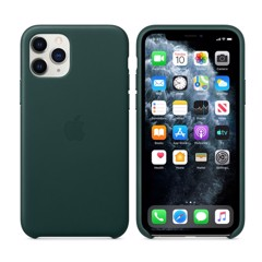 Ốp Lưng Apple Leather Case cho iPhone 11 Pro/11 Pro Max - Hàng Apple8