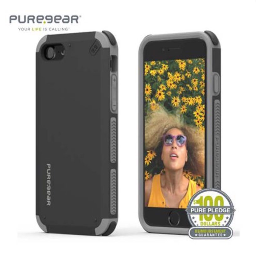 Ốp lưng iPhone 7 Puregear Dualtek - Hàng Apple8