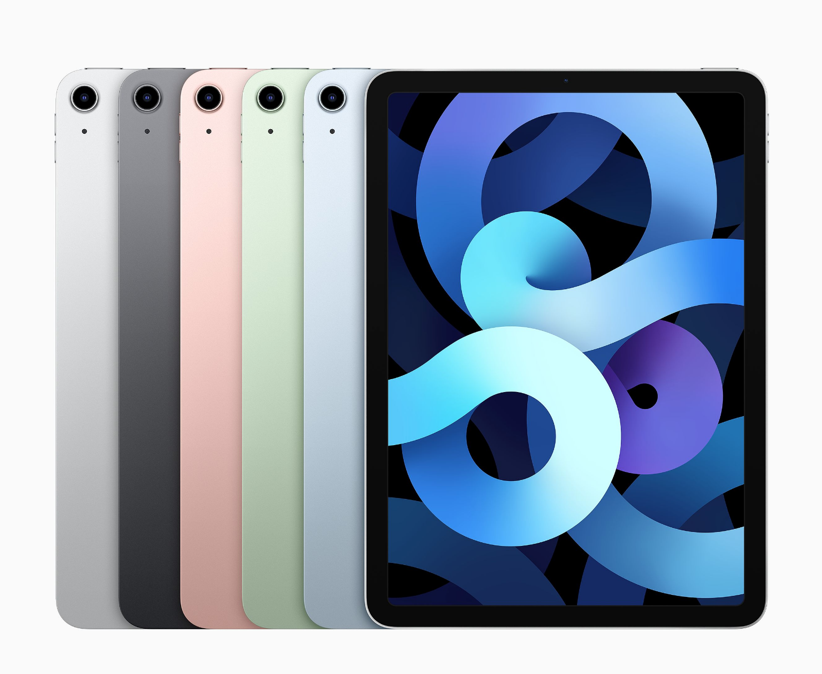 Ipad Air 4 10.9'' (2020) Wi-Fi + Cellular - Hàng Apple8