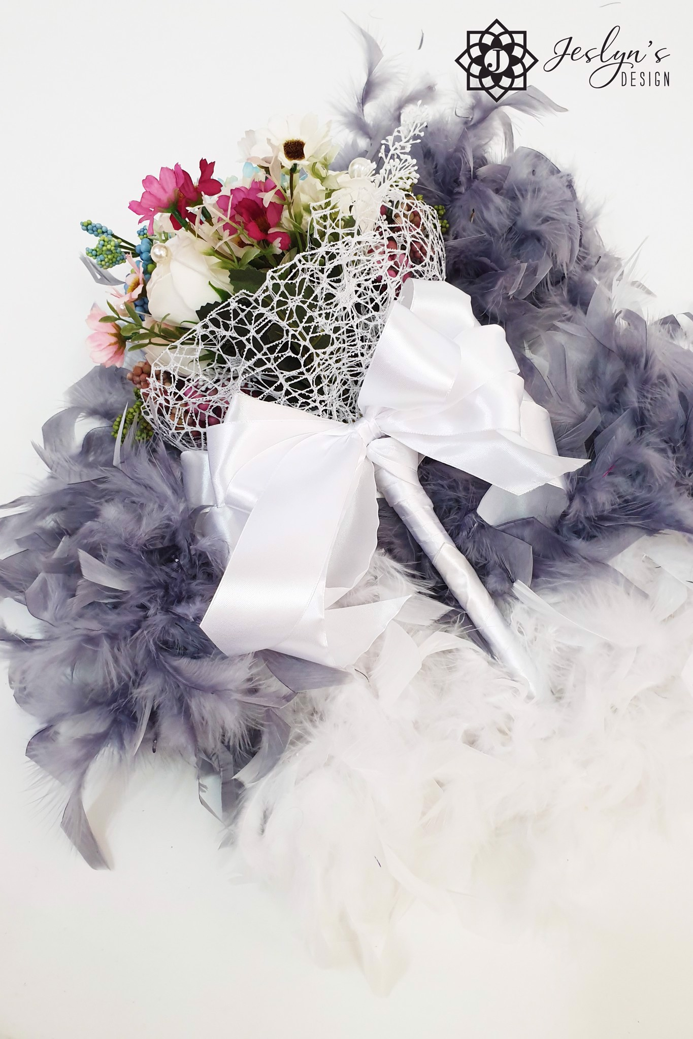 Wedding bouquet F03J