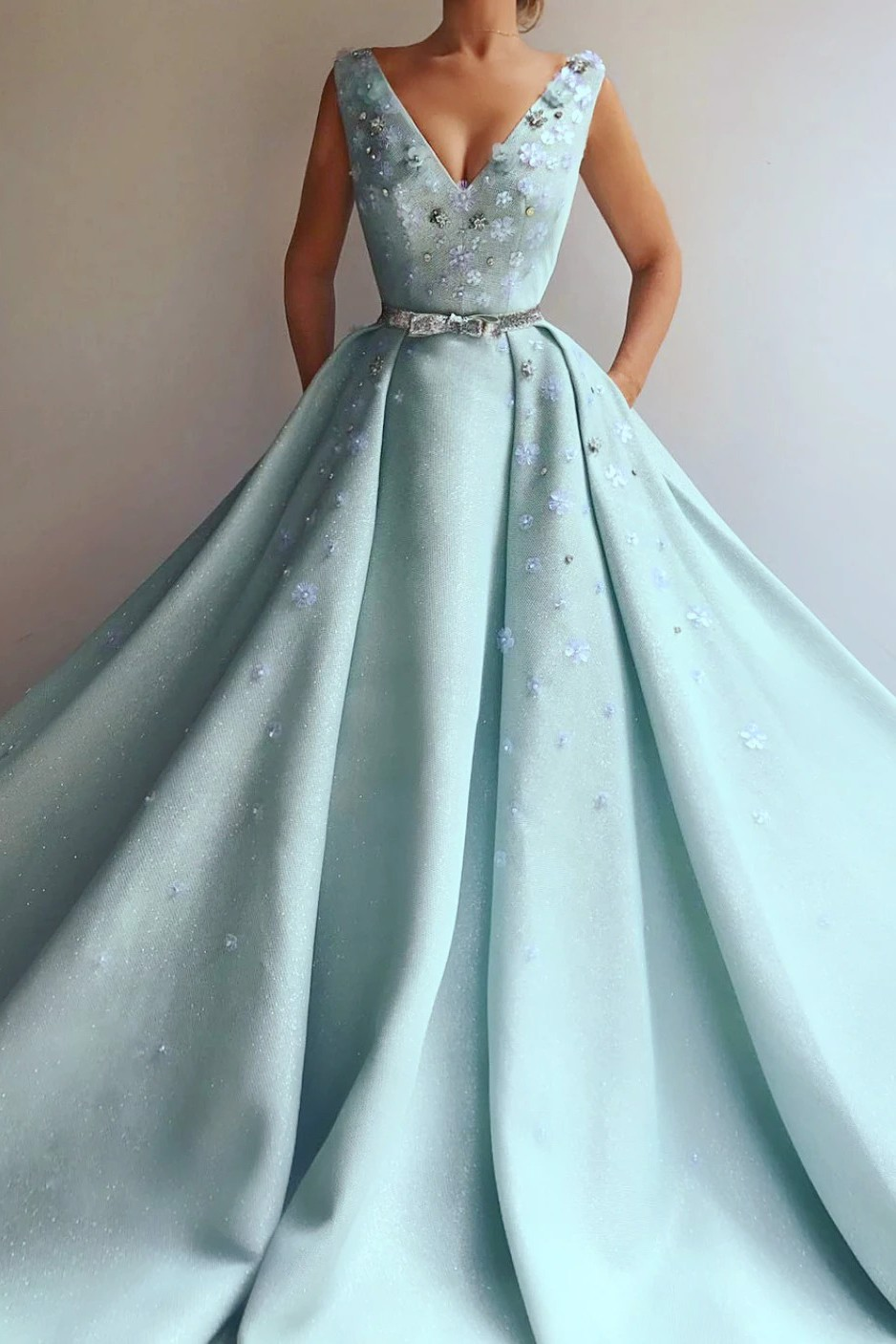 Summer's Princess TMD Gown