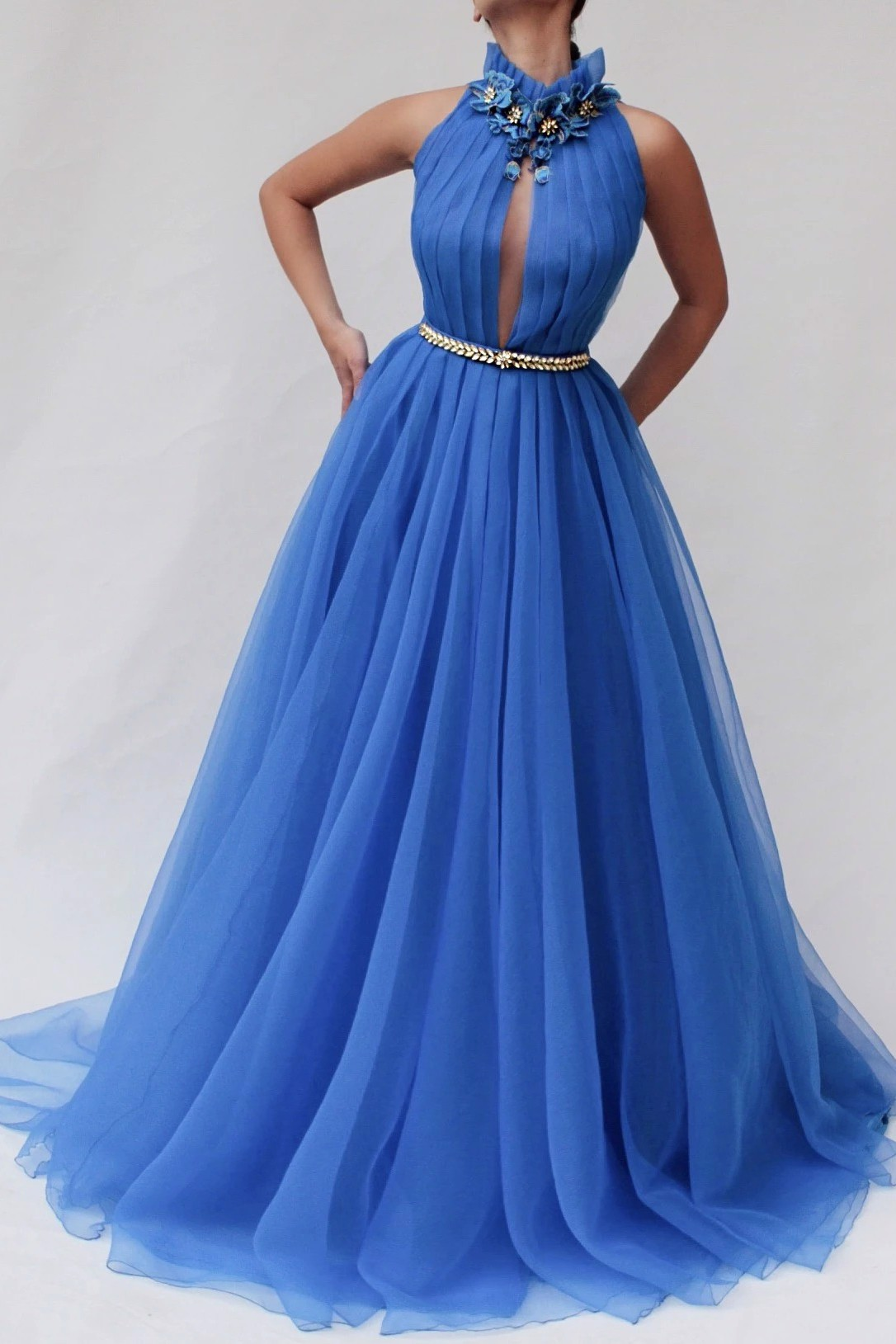 Pleats of Love TMD Gown