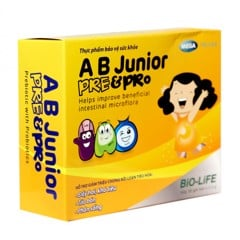 Men AB Junior Hộp 30g