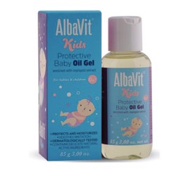 Albavit Kids Oil Gel 85g