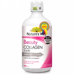 Collagen thủy phân Nature's Way Beauty Collagen Liquid 500ml