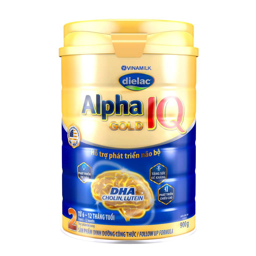 Alpha gold iq 2 400gr