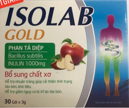 isolab Gold (H30g)