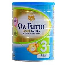 OZ FARM Step 3 900g