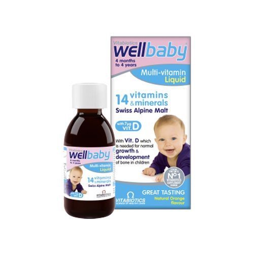 Vitamin Wellbaby 150ml