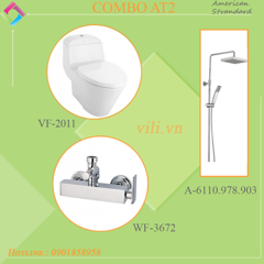 Combo American AT2 Bộ VF-2011 + WF-3672 + A-6110.978.903